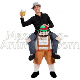 buy cheap bavarian beer riding mascot costume. Fancy bavarian riding mascot costume. Discount bavarian riding mascot.