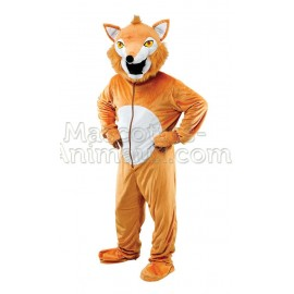 buy cheap fox mascot costume. Fancy fox mascot costume. Discount fox mascot.