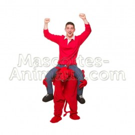 Buy cheap dragon riding mascot costume. Fancy dragon riding mascot costume. Discount dragon riding mascot.