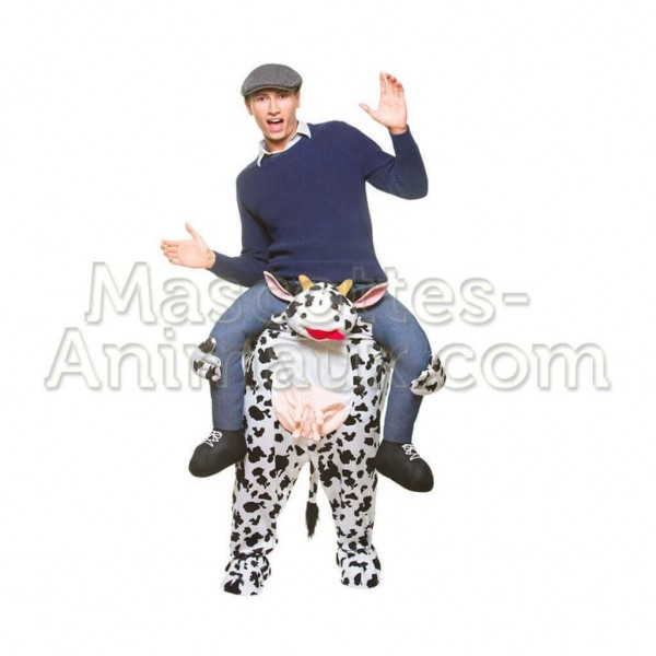 Buy cheap cow riding mascot costume. Fancy cow riding mascot costume. Discount cow riding mascot.