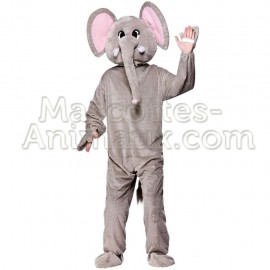 Buy cheap elephant mascot costume. Fancy elephant mascot costume. Discount elephant mascot.