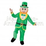 Buy cheap leprechaun mascot costume. Fancy leprechaun mascot costume. Discount leprechaun mascot.