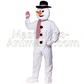 Buy cheap snowman mascot costume. Fancy snowman mascot costume. Discount snowman mascot.