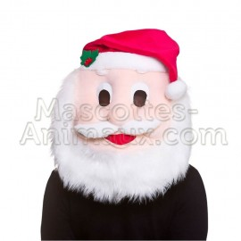 buy cheap santa claus head mascot costume. Fancy santa claus head mascot costume. Discount santa claus head mascot.