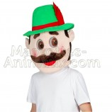 buy cheap bavarian head mascot costume. Fancy bavarian head mascot costume. Discount bavarian head mascot.