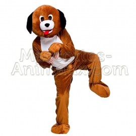 Buy cheap dog mascot costume. Fancy dog mascot costume. Discount dog mascot.