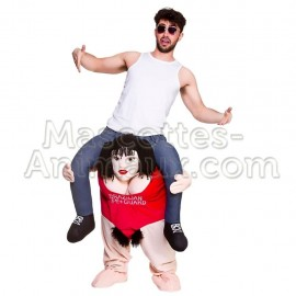 buy cheap lifeguard riding mascot costume. Fancy  Lifeguard riding mascot costume. Discount  Lifeguard riding mascot.