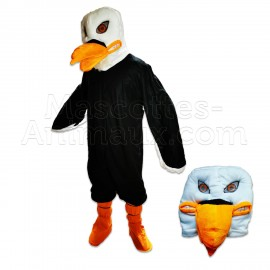 Eagle mascot. Eagle mascot costume. Cheap eagle mascot.