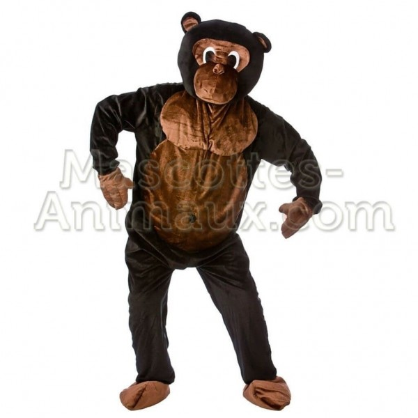 Buy cheap gorilla mascot costume. Fancy gorilla mascot costume. Discount gorilla mascot.