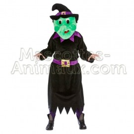 Buy cheap witch mascot costume. Fancy witch mascot costume. Discount witch mascot.