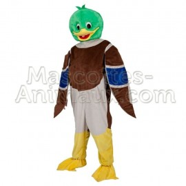 Buy cheap duck mascot costume. Fancy duck mascot costume. Discount duck mascot.