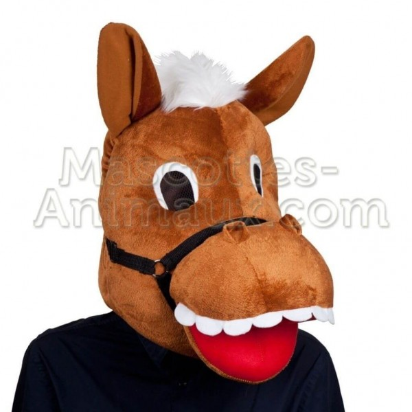 buy cheap horse mascot head costume. Fancy horse mascot head. Discount horse mascot head.