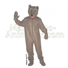 Buy cheap beaver mascot costume. Fancy beaver mascot costume. Discount beaver mascot.
