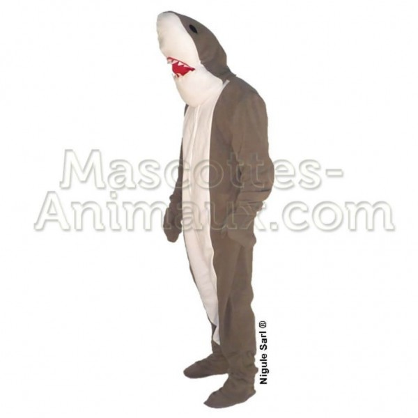 Buy cheap shark mascot costume. Fancy shark mascot costume. Discount shark mascot.