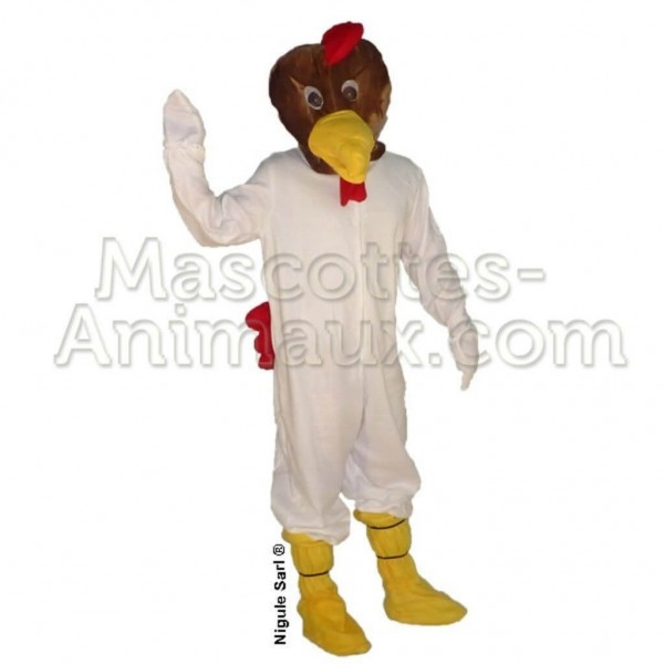 Buy cheap chicken mascot costume. Fancy chicken mascot costume. Discount chicken mascot.