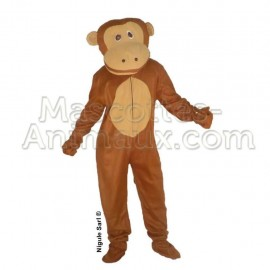 Buy cheap monkey mascot costume. Fancy monkey mascot costume. Discount monkey mascot.